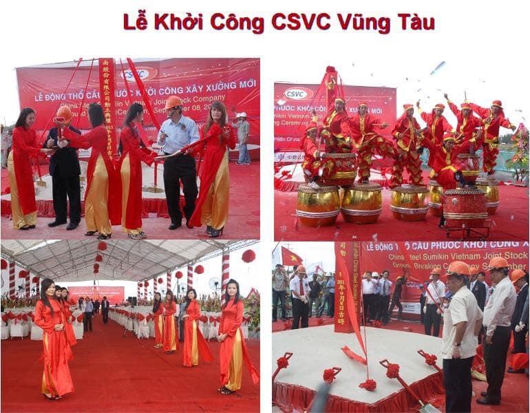 Công ty tổ chức sự kiện Sang Huy