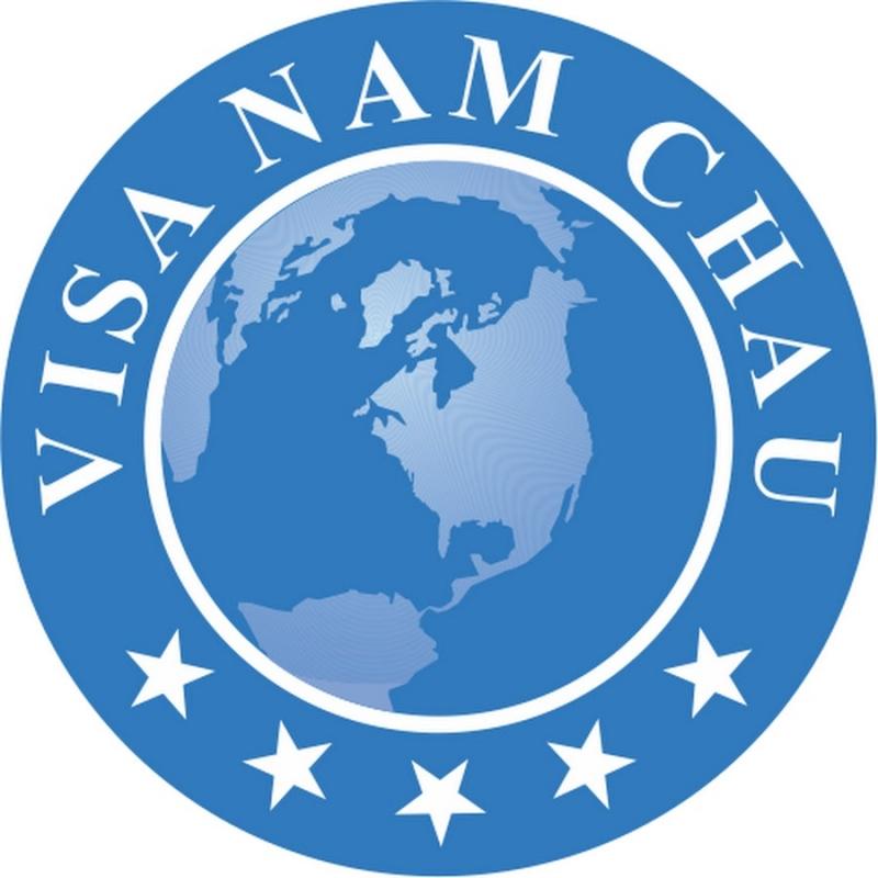 Logo công ty Visa Năm Châu