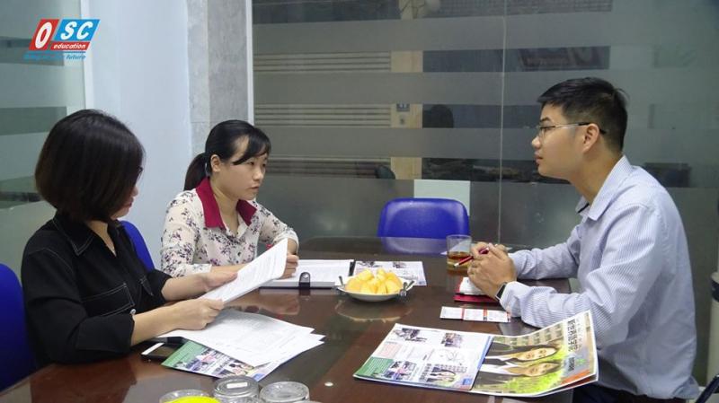 Công ty Tư vấn Cổ phần Tư vấn Du học và Dịch thuật OSC