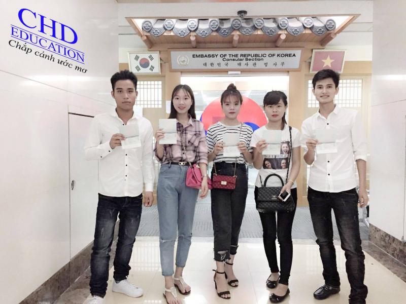Công ty tư vấn du học CHD