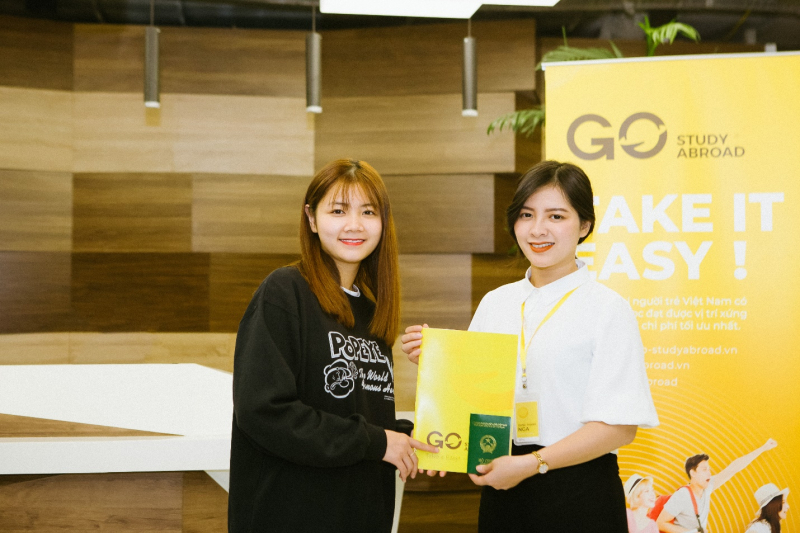 Năm 2019, 100% học sinh tại Go Study Abroad đạt visa du học thành công.