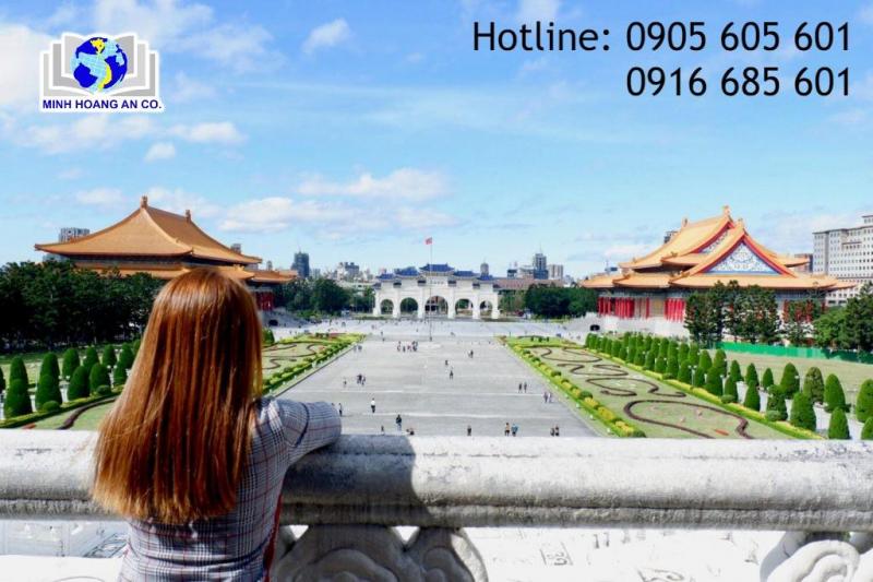 Công ty tư vấn du học Minh Hoàng An