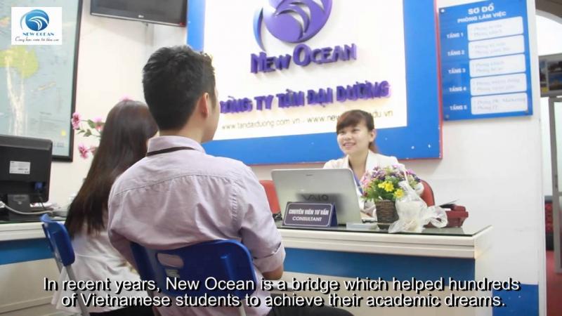 Công ty tư vấn du học New Ocean