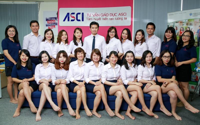 Công ty Tư vấn Giáo dục ASCI