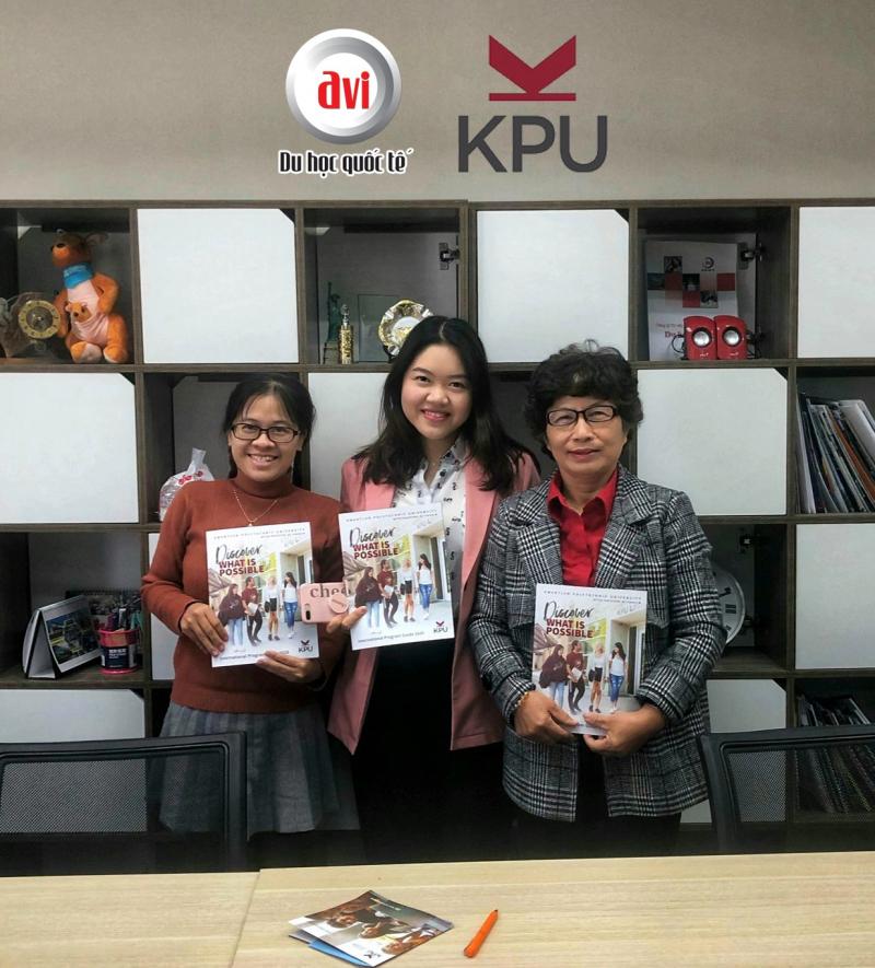 Công ty tư vấn giáo dục và đào tạo Nhật Anh - AVI