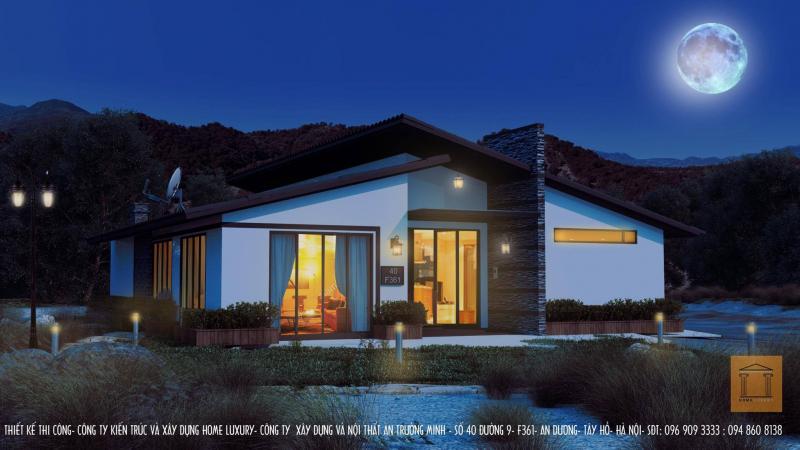 Công ty tư vấn và thiết kế kiến trúc HomeLuxury