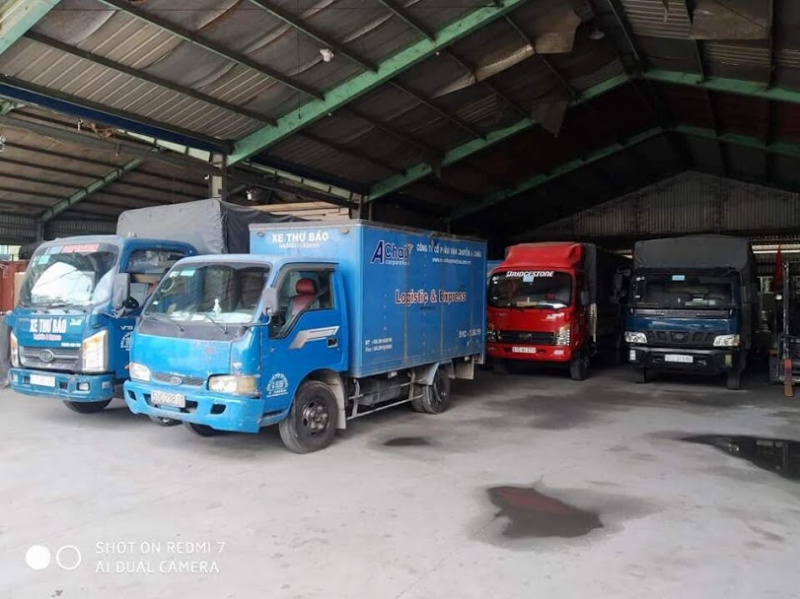 Công ty vận chuyển Á Châu
