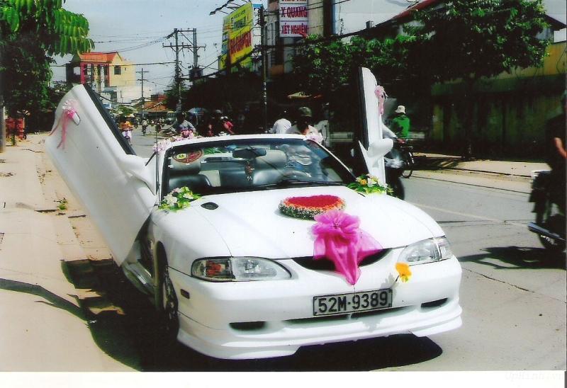 Top 9 dịch vụ cho thuê xe hoa ngày cưới giá rẻ và uy tín nhất tại TP.HCM