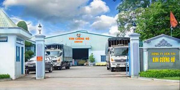 Công ty vận tải Bắc Nam Kim Cương Đỏ