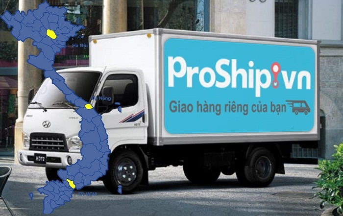 Công ty vận tải Proship