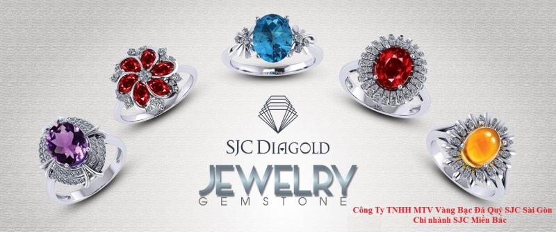 Công ty vàng bạc đá quý SJC