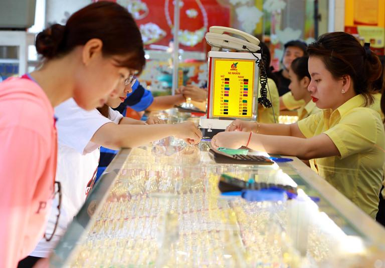 Công ty vàng bạc đá quý Thái Anh