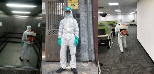Công ty vệ sinh công nghiệp A2Z