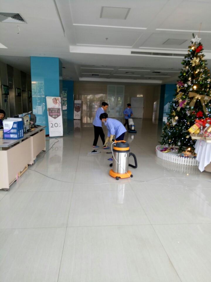 Công ty vệ sinh công nghiệp Cleanhouse Việt Nam