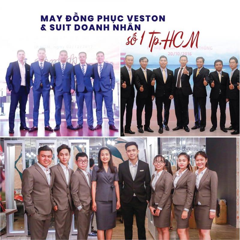 Công ty Veston & Đồng Phục Hoàng Vy-Mon Amie