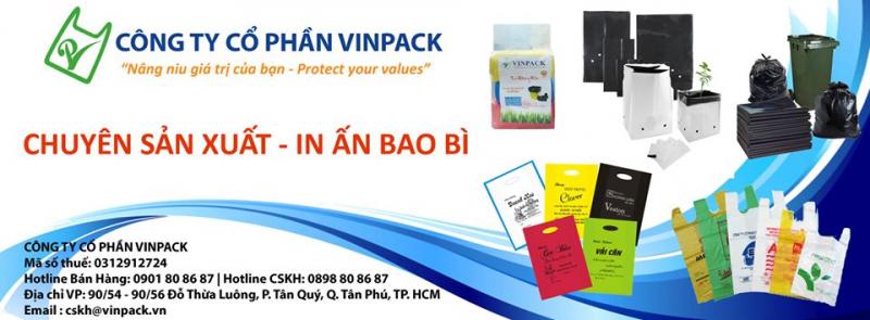 Công ty cổ phần Vinpack