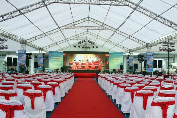 Dịch vụ cho thuê thiết bị tổ chức sự kiện