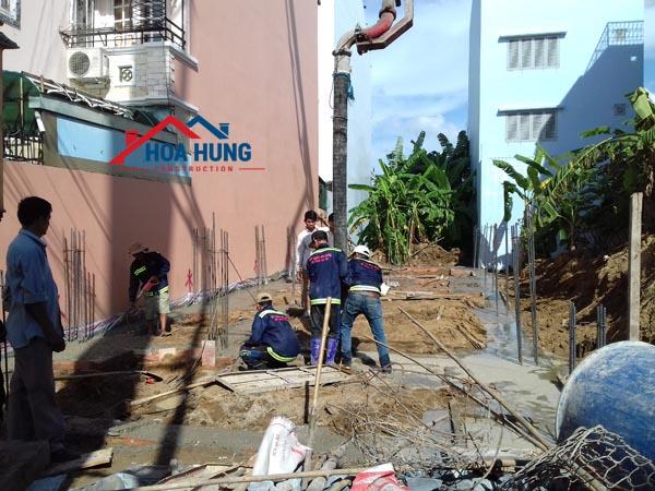 Công ty xây dựng Hòa Hưng