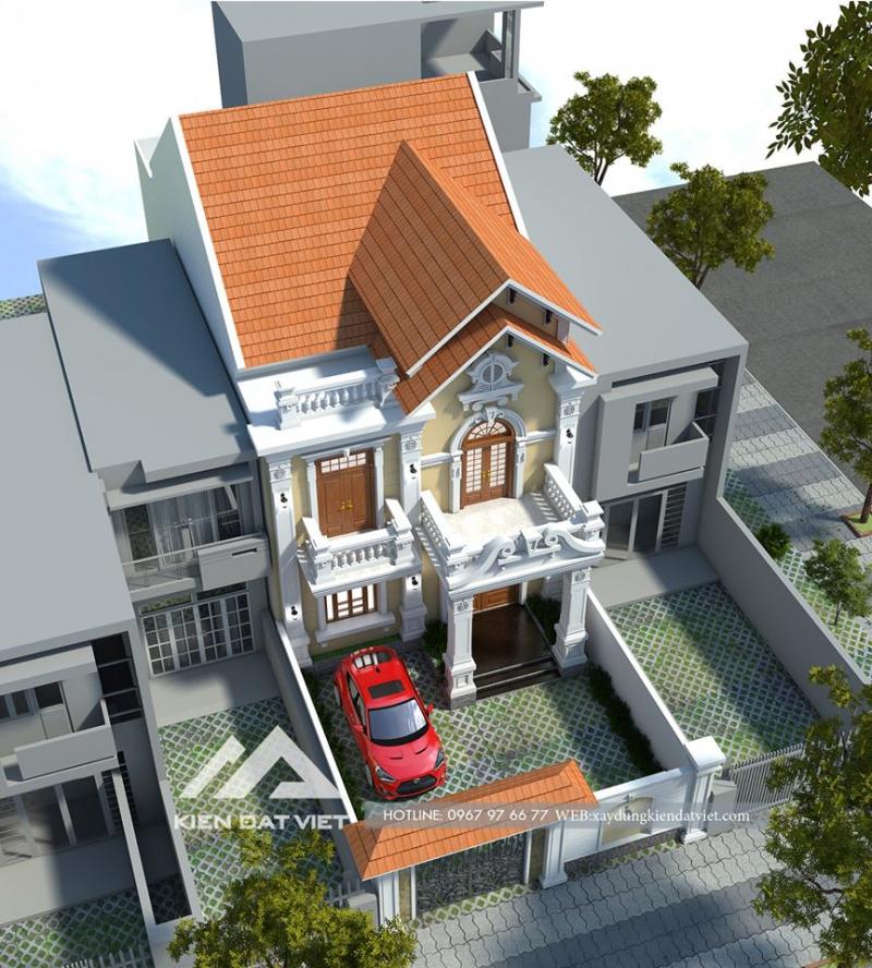 Công ty xây dựng Kiến Đất Việt