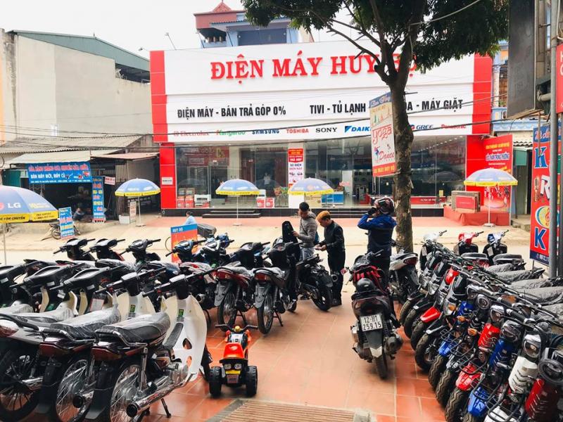 Công ty xe máy Huy Bộ