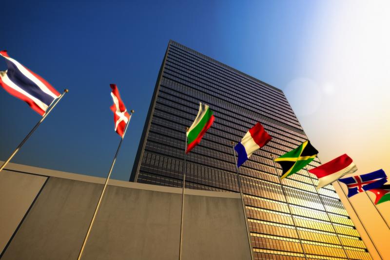 Đa số các quốc gia tham gia Công ước này