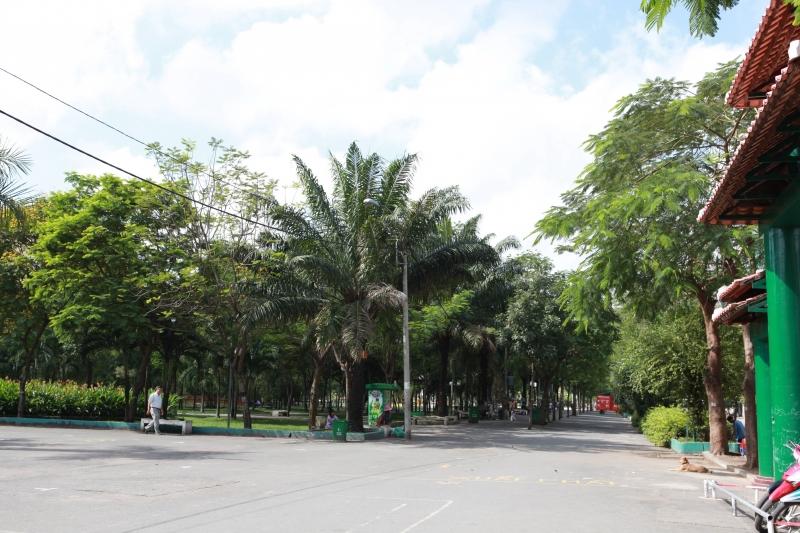 Khu B công viên 23-9