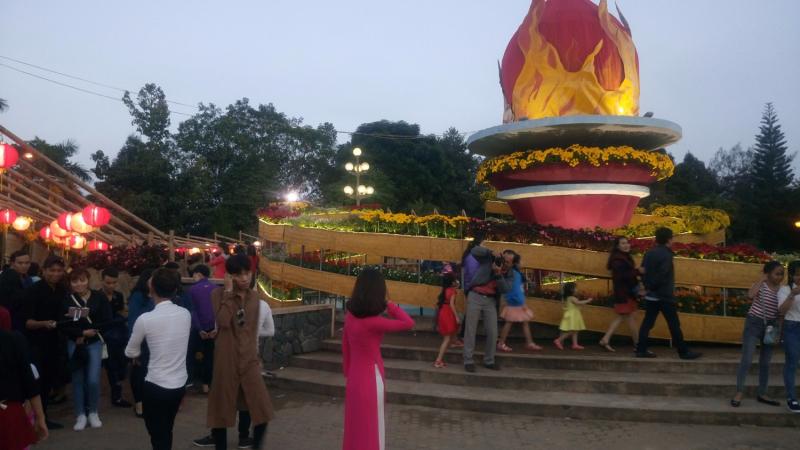 Công viên Ba Tơ ở Quảng Ngãi