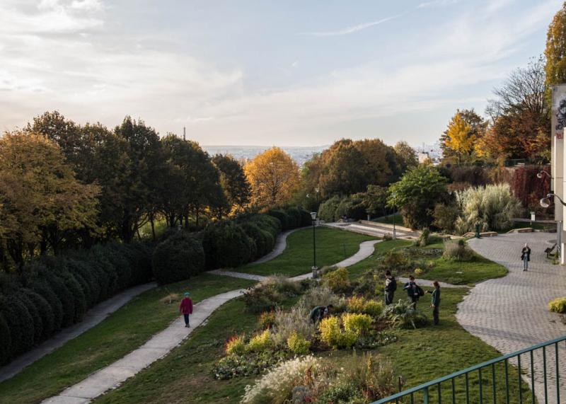 Công viên Belleville