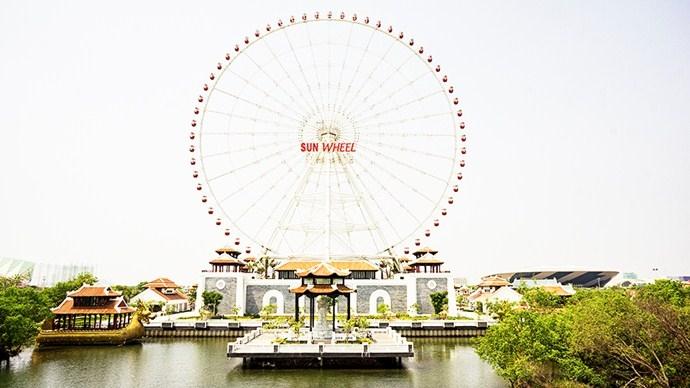 Vòng quay Sunwheel