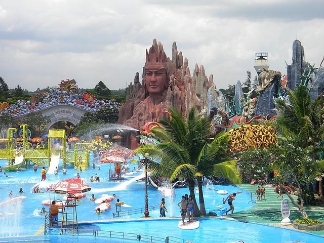 Công viên giải trí Suối Tiên là một trong những địa điểm vui chơi giải trí dành cho bạn vào cuối tuần