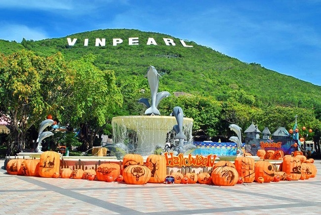 Công viên giải trí Vinpearl Land Nha Trang