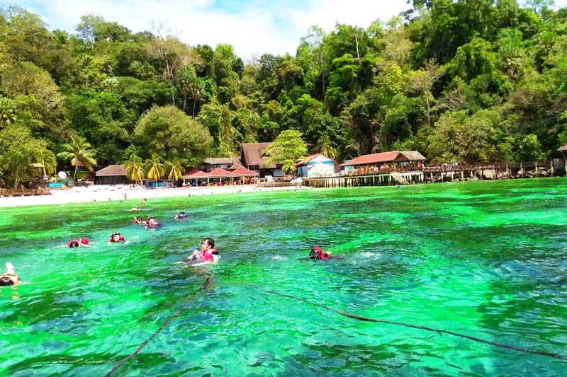 Công viên hải dương Tun Sakaran