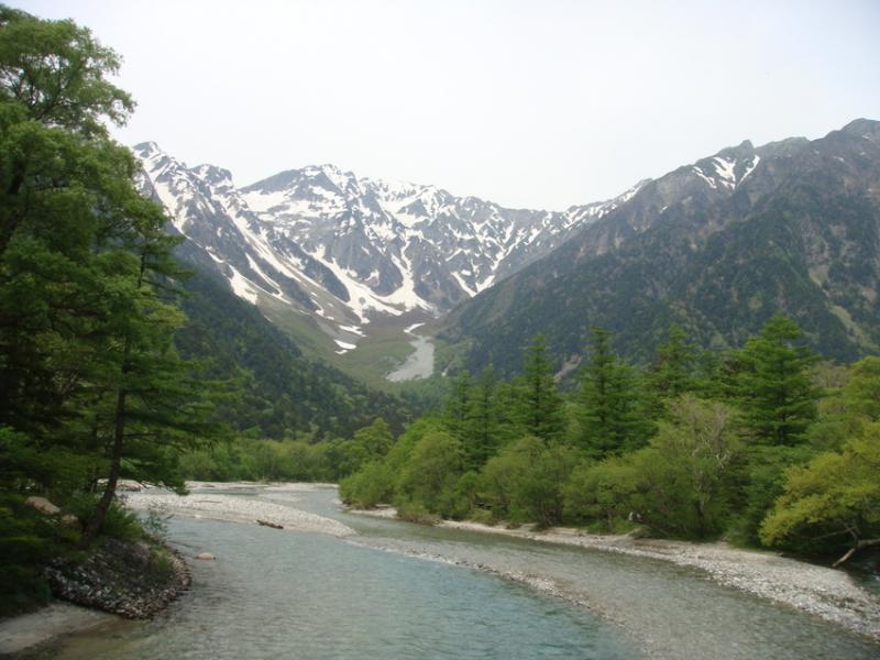 Công viên Kamikochi – Nagano