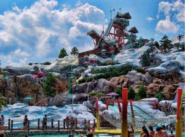 Công viên nước Disney's Blizzard, Orlando, Florida, Mỹ