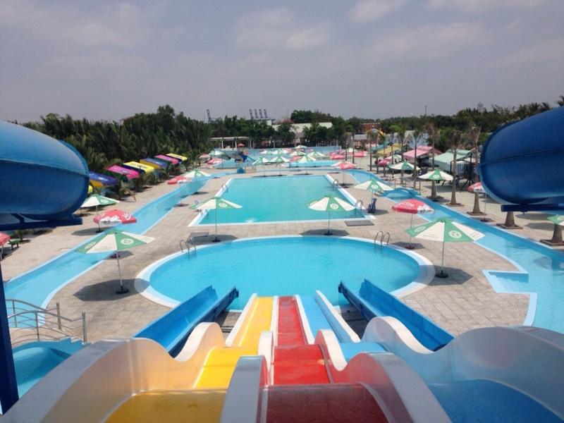 Công viên nước Thiên Thanh - Thiên Thanh Park