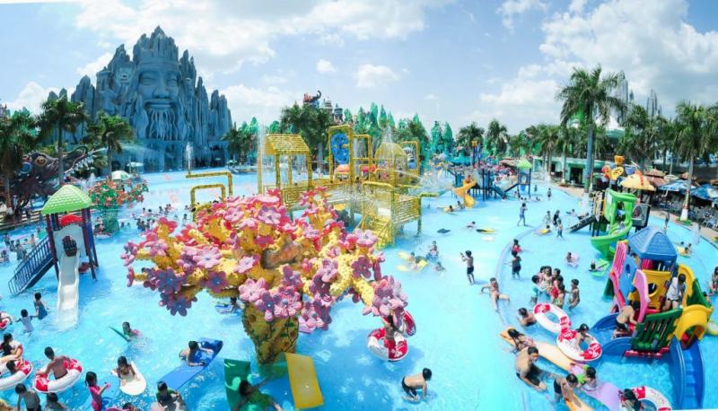 Công viên nước Tiên Đồng - Ngọc Nữ