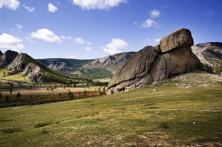 Công viên quốc gia Gorkh – Terelj