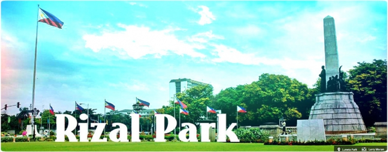 Công viên Rizal - không gian xanh thư giãn nổi tiếng nhất của Manila