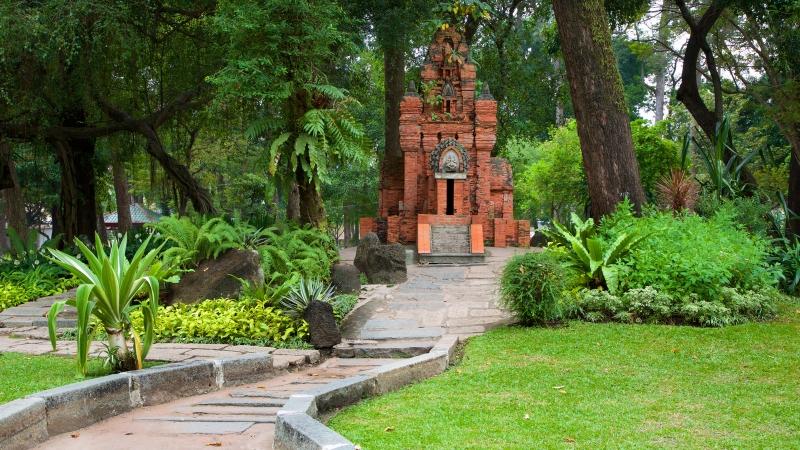 Top 10 Công viên đẹp nhất ở Thành phố Hồ Chí Minh