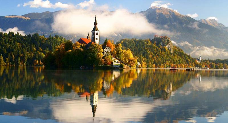 Công viên Triglav, Slovenia