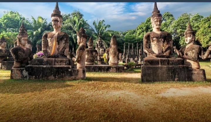 Công viên tượng Phật