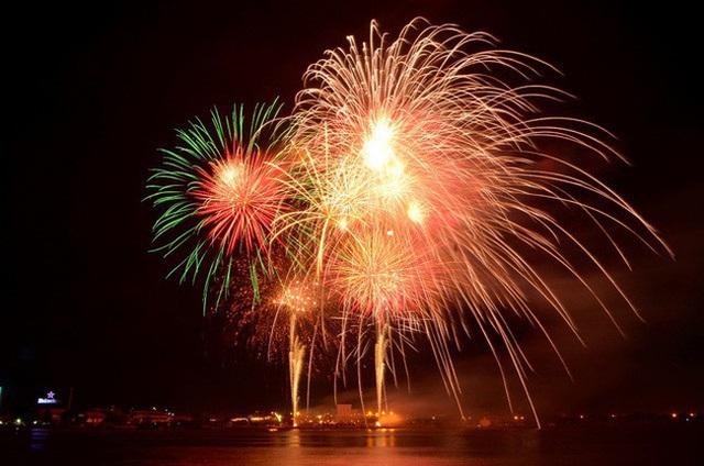 Công viên Vinhomes thuộc khu đô thị Vinhome Center Park (quận Bình Thạnh) - điểm bắn pháo hoa tầm cao