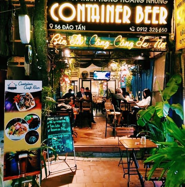 Container Craft Beer