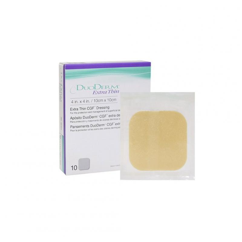 vatec Duoderm Extrathin được sản xuất với vai trò là triệt tiêu mụn trứng cá trên da.