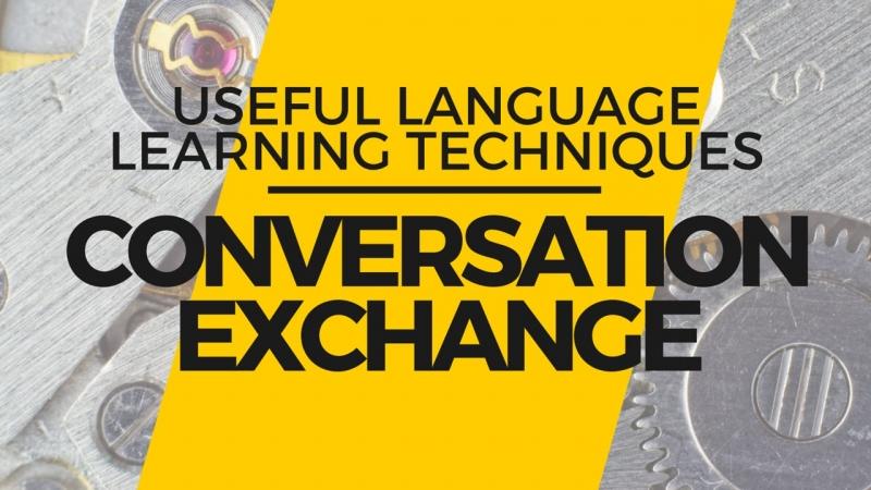 Conversation Exchange: https://www.conversationexchange.com/