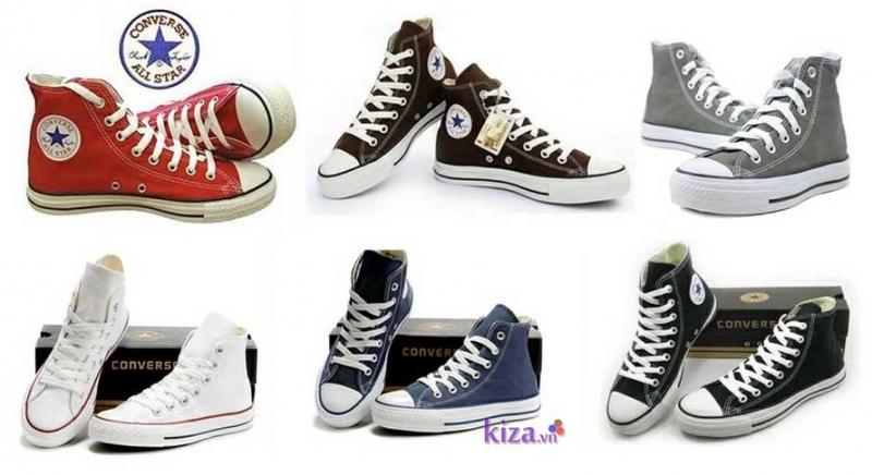 Giày thể thao Converse đẹp nhất