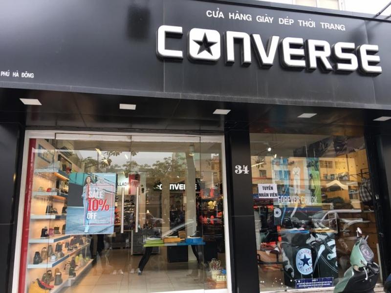Converse Hà Đông - cửa hàng giày chất lượng tại Hà Nội