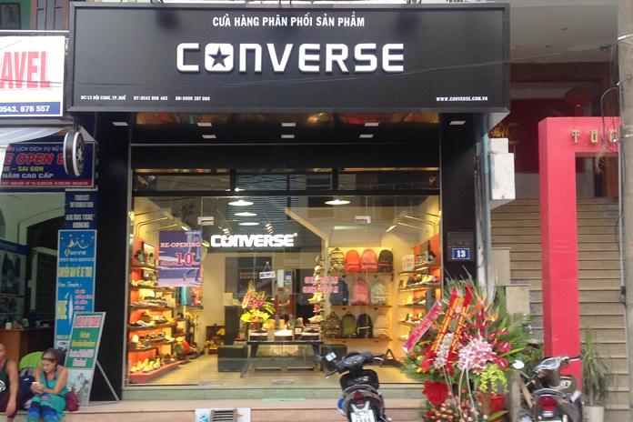 Converse Huế