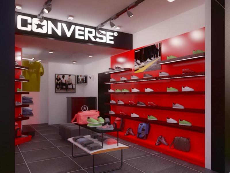 Converse Lò Sũ - địa điểm mua giày chất lượng nhất tại Hà Nội