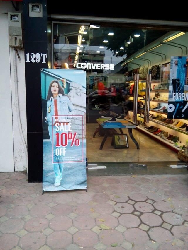 Converse Nguyễn Trãi - địa điểm mua giày tốt nhất tại Hà Nội
